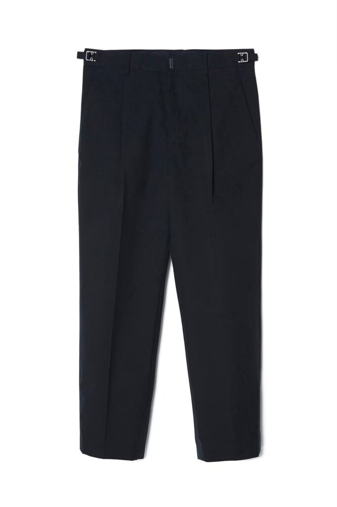 irenisa 2nd delivery ONE TUCK TAPERED PANTS